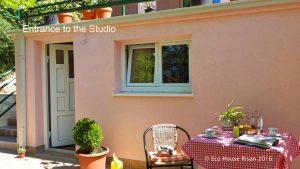 risan studio apartment